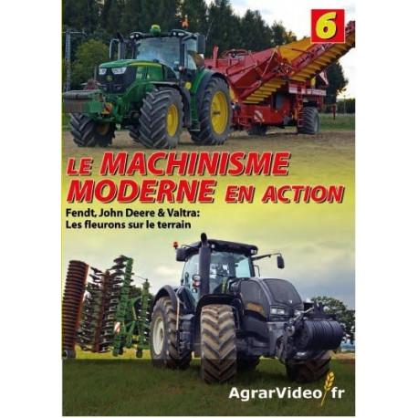 DVD MACHINISME MODERNE EN ACTION Partie 6 CD00394