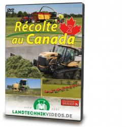 DVD RECOLTE AU CANADA Partie 2 CD00397