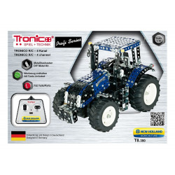TRACTEUR NEW HOLLAND T8.390 RADIOCOMMANDE 10057 TRONICO 1/16