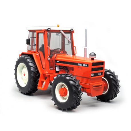 tracteur renault 981 4 replicagri 1 32 re125. Black Bedroom Furniture Sets. Home Design Ideas