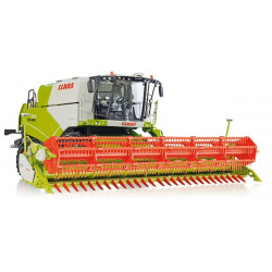 MOISSONNEUSE MINIATURE CLAAS TUCANO 570 WIKING