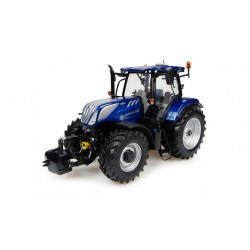 NEW HOLLAND T7.225 BLUE POWER 2016 UH4976 UNIVERSAL HOBBIES 1/32