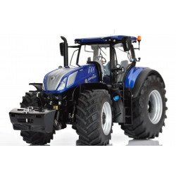 TRACTEUR NEW HOLLAND T7.315 BLUE POWER M1605 Marge Models 1/32