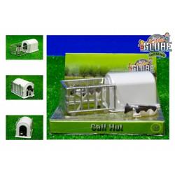 ABRIS + 2 VEAUX 571964 Kids Globe Farming 1/32