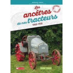 LIVRE  Les ancêtres de nos tracteurs LI00335