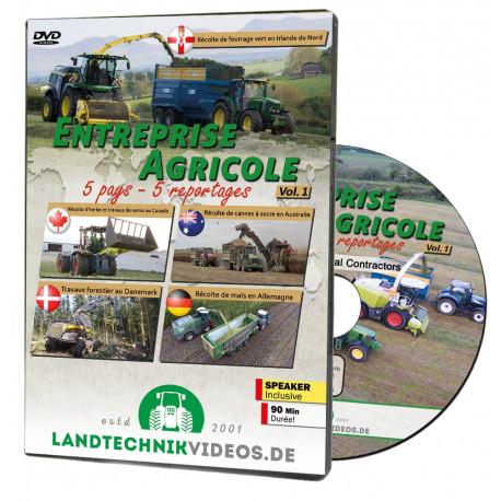 DVD 5 Pays - 5 Entreprises CD00399