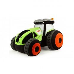 Peluche tracteur CLAAS AXION