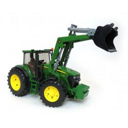 Tracteur miniature JOHN DEERE 7930 Pelle BRUDER