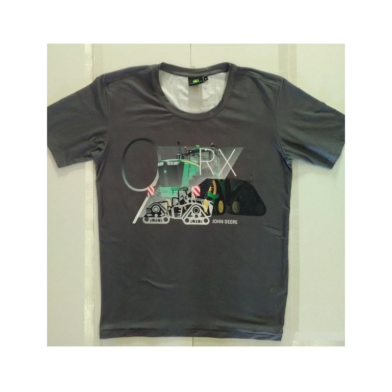 T shirt john deere 9 rx mcl20162201z for John deere shirts for kids
