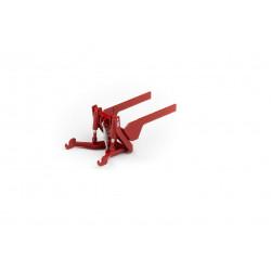 Relevage avant LAFORGE HDS Rouge pour CASE Magnum Réplicagri PMA32 R-01-RPMG Rouge