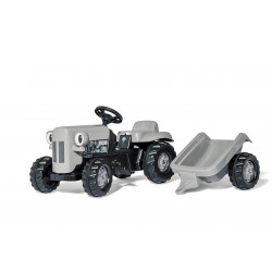 TRACTEUR A PEDALE RollyKid Little Grey Fergie 014941 ROLLY TOYS