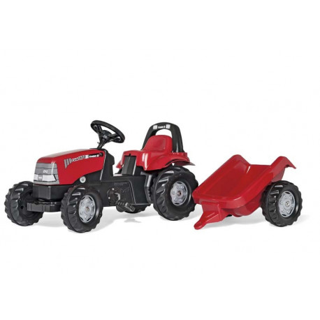TRACTEUR A PEDALE RollyKid CASE IH 1170 CVX 012411 ROLLY TOYS