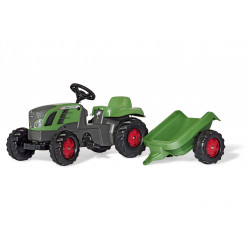 TRACTEUR A PEDALE RollyKid FENDT 516 Vario 013166 ROLLY TOYS