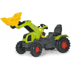 TRACTEUR A PEDALE CLAAS AXOS 340 Chargeur 611041 ROLLY TOYS