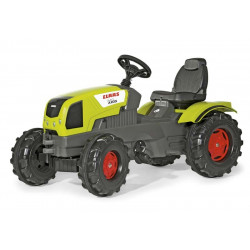TRACTEUR A PEDALES CLAAS AXOS 340 601042 ROLLY TOYS