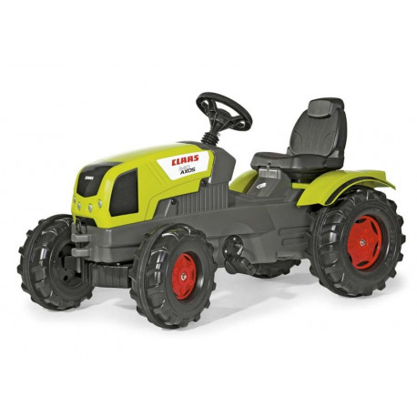 tracteur a pedale rolly farmtrac claas axos 340 601042 rolly toys. Black Bedroom Furniture Sets. Home Design Ideas