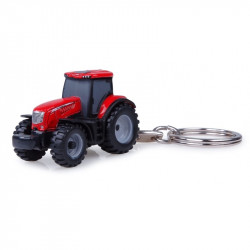 Porte Clef TRACTEUR McCormick X8.680 rouge UH5829