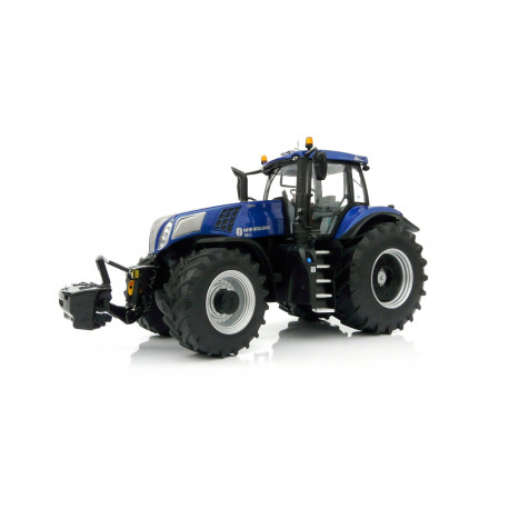 TRACTEUR NEW HOLLAND T8.435 BLUE POWER M1705 Marge Models 1/32