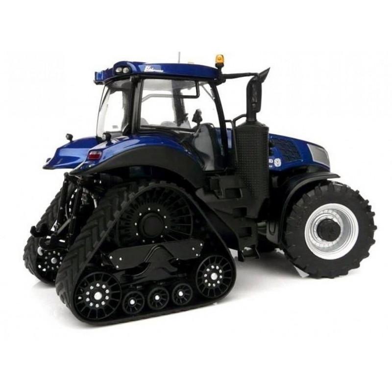 TRACTEUR NEW HOLLAND T8.435 BLUE POWER SmartTrax M1804 ...