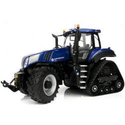 TRACTEUR NEW HOLLAND T8.435 BLUE POWER SmartTrax M1804 Marge Models 1/32