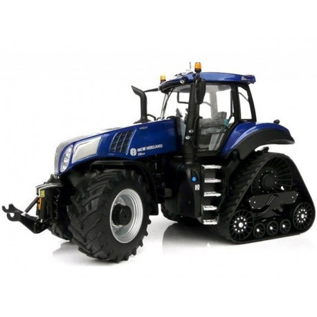 TRACTEUR NEW HOLLAND T8.435 BLUE POWER SmartTrax M1804 ...