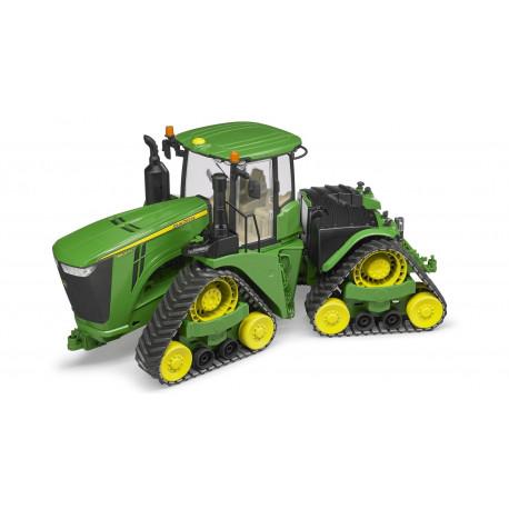 Tracteur miniature JOHN DEERE 9620RX BRUDER 1/16