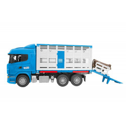 Camion miniature BETAILLERE SCANIA 3549 BRUDER