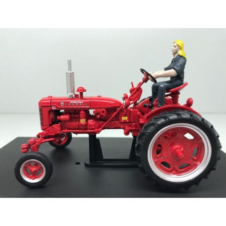 Tracteur miniature FARMALL C Row crop REPLICAGRI REP175