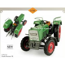 TRACTEUR MINIATURE FENDT FARMER 3S H5270 UH 1/32