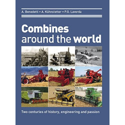 LIVRE Combines around the World LI00337