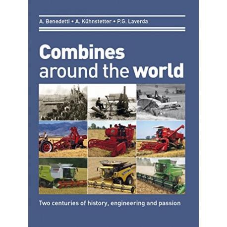 LIVRE Combines around the World LI00337