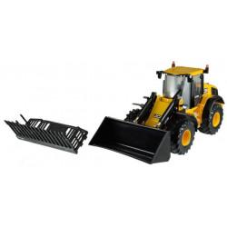 Miniature agricole Chargeur JCB 419S 43223 BRITAINS 1/32