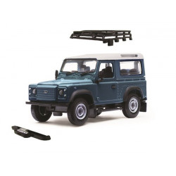 VOITURE MINIATURE LAND ROVER DEFENDER 90 BRITAINS 1/32