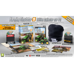 COFFRET COLLECTOR JEU PC FARMING SIMULATOR 2019 CD00411