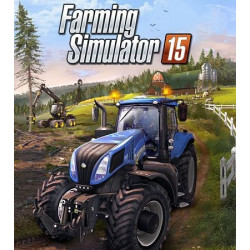 JEU PC FARMING SIMULATOR 2015 CD00379