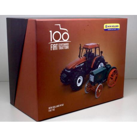 COFFRET COLLECTOR 100 ans FIAT RE206 REPLICAGRI 1/32