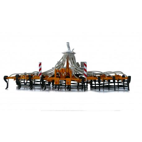 ENFOUISSEUR VEENHUIS EUROJET 3500-840 M1505 Marge Models 1/32