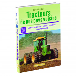 LIVRE Tracteur de nos pays voisin GB-USA-EU Nord LI00339