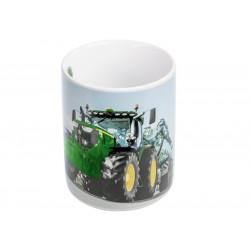 Tasse Photo JOHN DEERE Tracteur 6250R