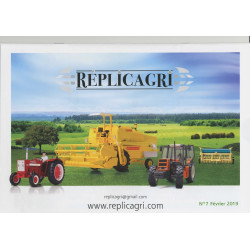 Catalogue REPLICAGRI 28 pages 2019