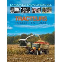 LIVRE ENCYCLOPEDIE DES TRACTEURS FRANCAIS LI00319