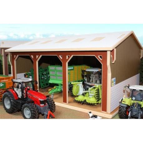 hangar agricole bt5000 brushwood toys1 32. Black Bedroom Furniture Sets. Home Design Ideas