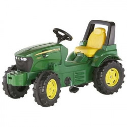 TRACTEUR A PEDALES JOHN DEERE 7930 700028 ROLLY TOYS