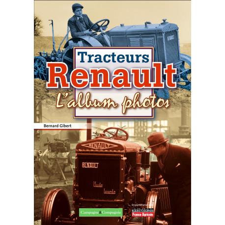 LIVRE RENAULT L'album photo 1917-1950 LI00328