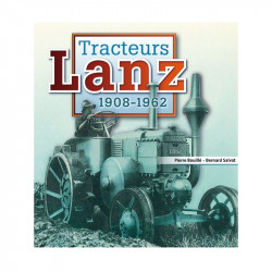 LIVRE TRACTEUR LANZ DE 1908 à 1962 LI00316