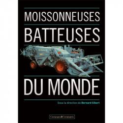LIVRE MOISSONNEUSES BATTEUSES DU MONDE LI00315