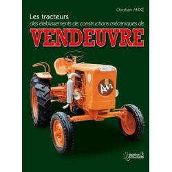 LIVRE Les tracteurs VENDEUVRE - LI00311