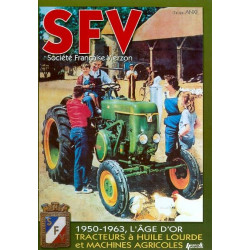 LIVRE Société Francaise Vierzon L'age d'or 1950-1963 LI00295