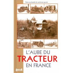 Livre L'AUBE DU TRACTEUR EN FRANCE LI00286
