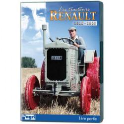 DVD Tracteurs RENAULT 1918 -1950 CD00345